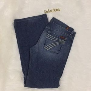 Dojo 7 for All Mankind Jeans size 28